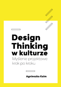 "okładka ebooka ""Design Thinking w kulturze"""