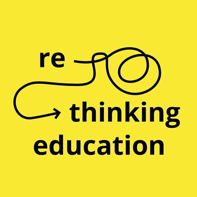 rethinking education logo
